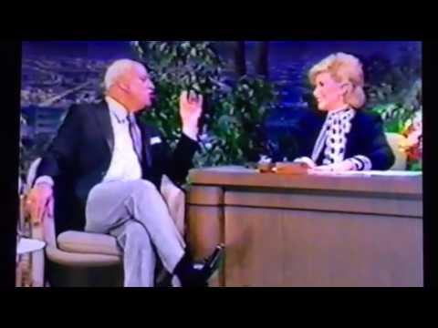 Don Rickles visits Joan Rivers