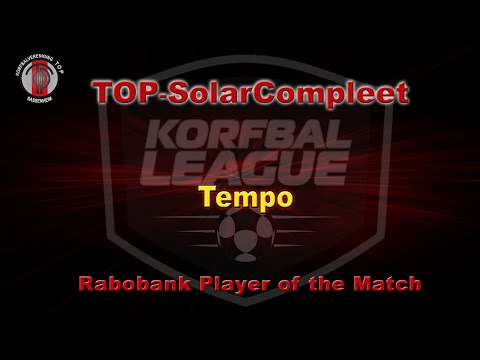 Interview Rabobank Player Of The Match Na TOP - TEMPO (Thomas Van Haastrecht)