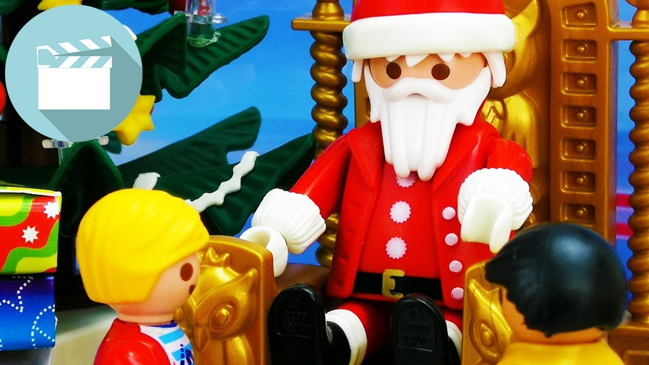 playmobil film deutsch weihnachten w nsche an den. Black Bedroom Furniture Sets. Home Design Ideas
