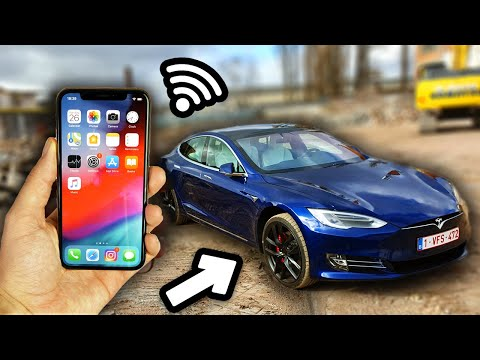 i-control-it-with-a-iphone-!-(tesla-model-s)