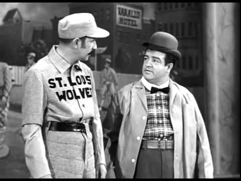 Abbott and Costello - Who's on First? - Naughty Nineties - High Quality