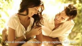 Notre roman - Adamo  (Subtitulada en español)