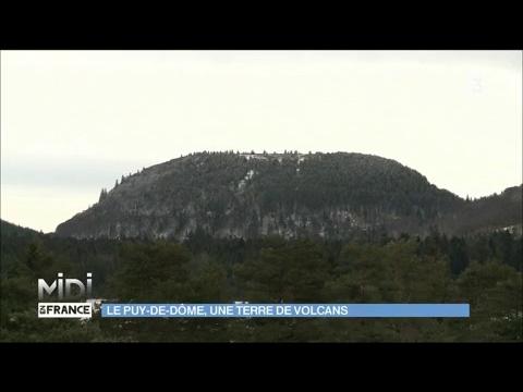 Le Puy-de-dôme : une terre de volcans