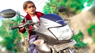 छोटू और बाबा | CHOTU aur BABA | 2019 Khandesh Hindi Comedy | Chotu Comedy Video
