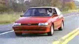 FX16 GT-S/ AE82 GT Test Drive Corolla