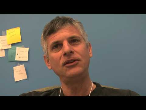 Jon Udell, Evangelist, Microsoft discusses cloud computing