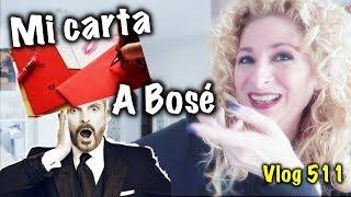 El ACCIDENTE DE MI HIJO + IMNSONIO+ carta a MIguel Bosé Vlog 511