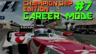F1 Championship Edition Career: Monaco GP 2006 [S1 #7]