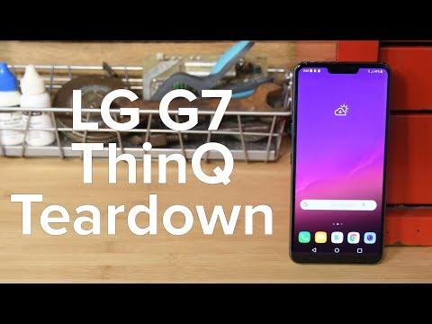 LG G7 ThinQ Teardown - iFixit