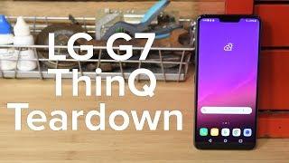 The LG G7 ThinQ Teardown!