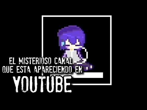 El misterioso canal que está apareciendo en YouTube
