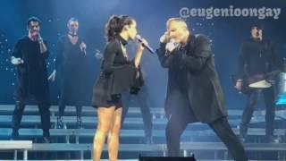 Miguel Bosé & Ximena Sariñana - Aire Soy (Auditorio Nacional, Feb. 18, 2017)