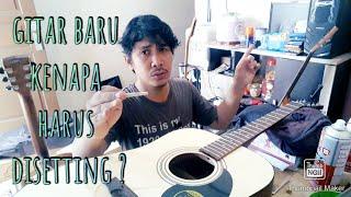Setting Gitar Cort AD 810E OP Pesanan Subscriber Dari Cirebon - Filosofi Gitar