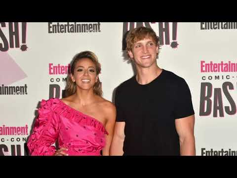 Chloe Bennet and Logan Paul Make Red Carpet Debut After Confirming Their Relationship! from YouTube · Duration:  2 minutes 14 seconds