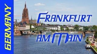 Frankfurt am Main, Germany / Франкфурт на Майне, Германия(Frankfurt am Main, Germany / Франкфурт на Майне, Германия Франкфурт-на-Майне -это город, сочетающий современность и..., 2014-06-06T15:20:23.000Z)