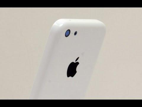 Apple iPhone 5c 32GB White Unboxing