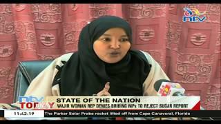 Wajir Women Rep Fatuma Ghedi has denied claims that she bribed her ...