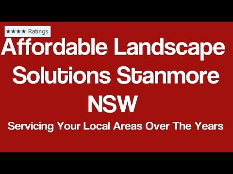 Affordable Landscape Solutions Stanmore NSW | Landscaping Sydney Design | Call us
