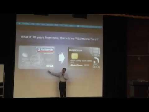 Steve Liao, Landscape of Blockchain and DiQi, ICBB2015