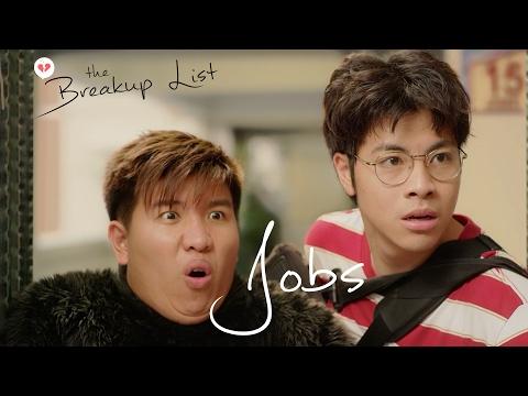 The Breakup List Episode 2: Jobs