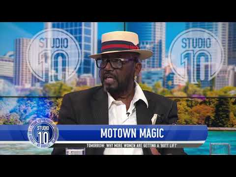 Otis Williams Talks 'The Temptations' | Studio 10