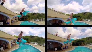 Sun,sangria & Inflatable Sharks