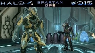 HALO 4: SPARTAN OPS | #015 - Catherine: Hunting Trip | Let's Play Halo The Master Chief Collection