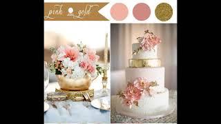 Модная свадьба 2018 ¦ Цвет и другие тенденции в оформлении ✔️
