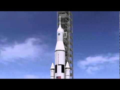 NASA's New Heavy-Lift Rocket - Animated Look