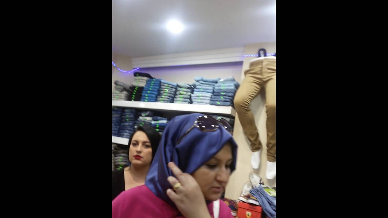 ac23787f7 محلات الملابس في تركيا - YouTube