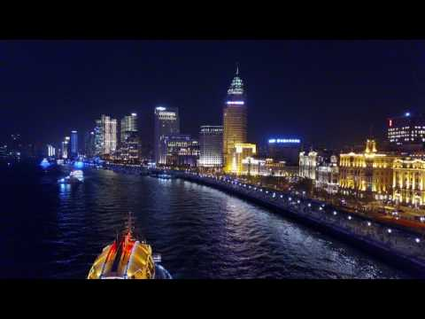 Shanghai Bund Night Tour - 27 min