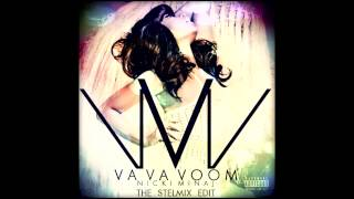 Nicki Minaj - Va Va Voom (The Stelmix Extended Edit) [Dirty] [PITCHED]