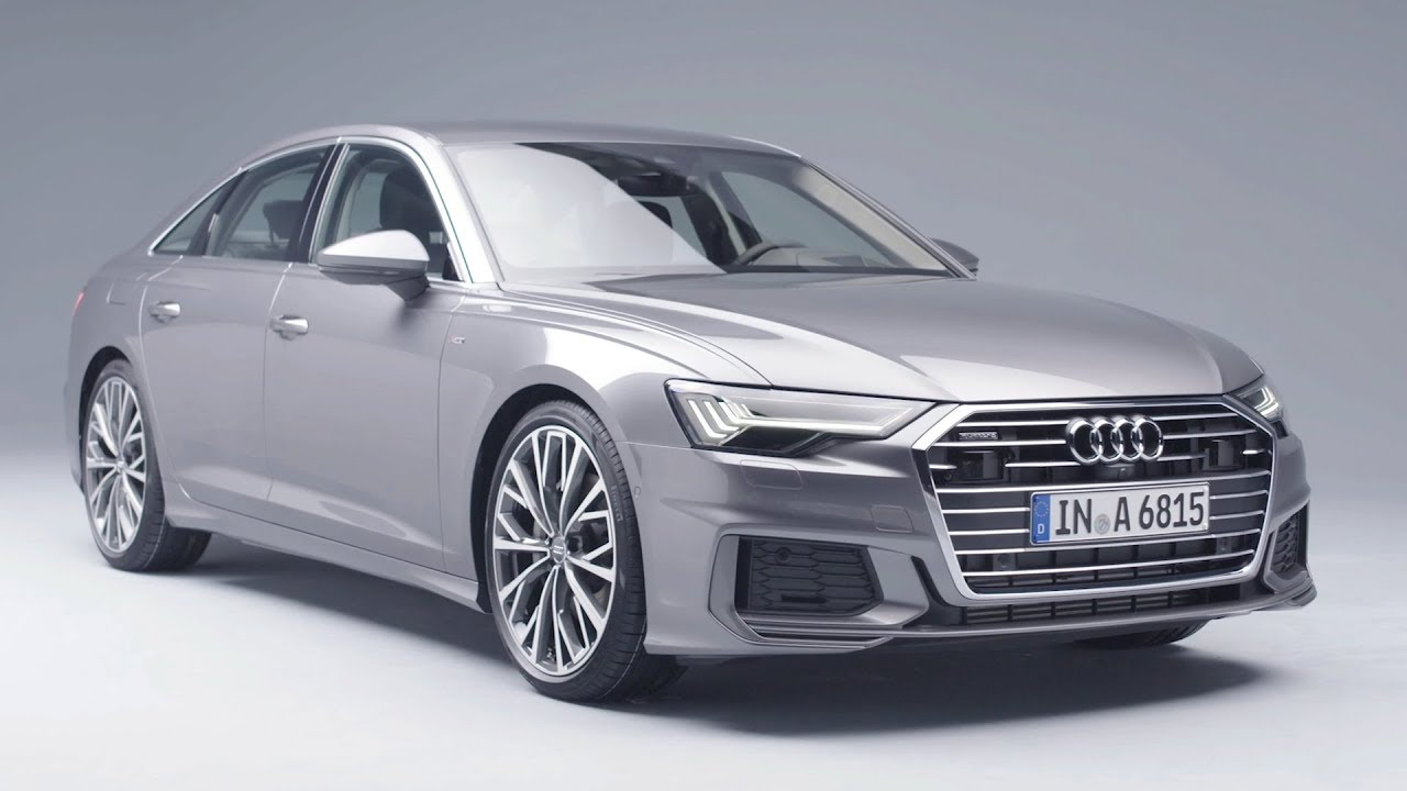 2019 audi a6 exterior interior youtube. Black Bedroom Furniture Sets. Home Design Ideas