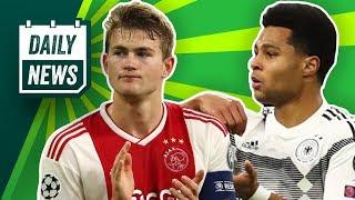 Revolution bei Hannover 96! Naby Keïta zum FCB? Deutschland vs. Niederlande! Weltrekord für Haller!