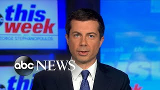 'We can lay out the differences without hitting below the belt': Buttigieg on debate