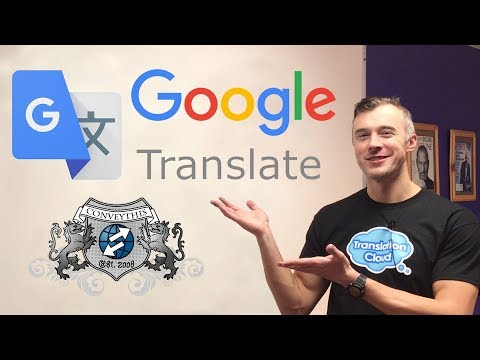 How To Translate Your Website? Google Translate API