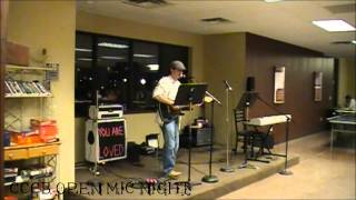 Curtis Oliver - Live This Life (cover) - CCCB Open Mic Night