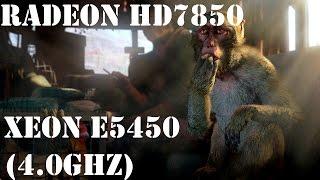 Большое тестирование Far Cry 4 на всех настройках графики Xeon E5450(Q9650), HD7850(R7 265/370)