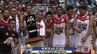 PBA ALL STAR 2015 HIGHLIGHTS: North vs. South