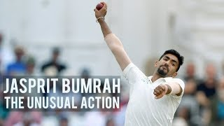 Jasprit Bumrah: That bowling action: #AakashVani