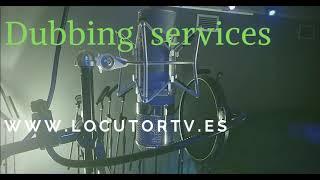 Dubbing. Dubbing company. Dubbing services. Dubbing movies. Dubbing voices: resume. Dubbing films