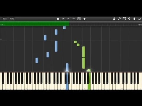 Richard Marx - Right Here Waiting (Piano Tutorial)