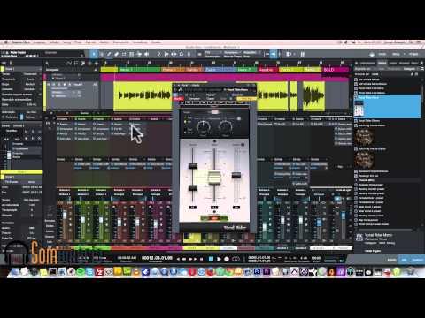 Trabalhando a Dinâmica dos Vocais com o Waves Vocal Rider