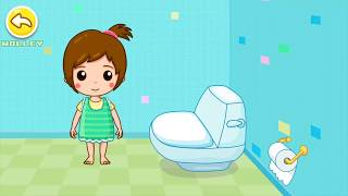 Baby Panda Potty Training For Kids - Baby's Potty - Toilet Training Educational Games by BabyBus