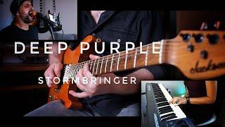 Stormbringer - Deep Purple (Cover) / Collaboration