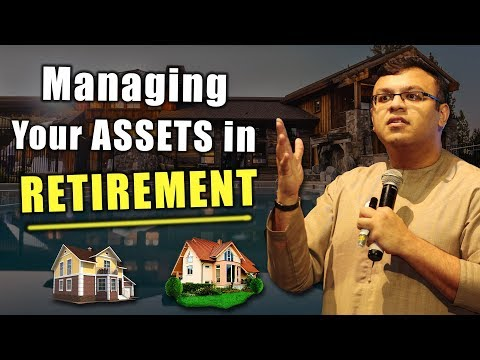 Managing Your Assets In Retirement | Personal Finance | Dr. Sanjay Tolani