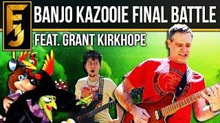 Banjo Kazooie Final Battle (Feat. Grant Kirkhope) METAL | FamilyJules