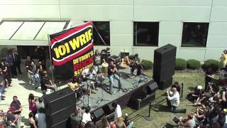 WRIF Back Yard BBQ 2009 with Creed