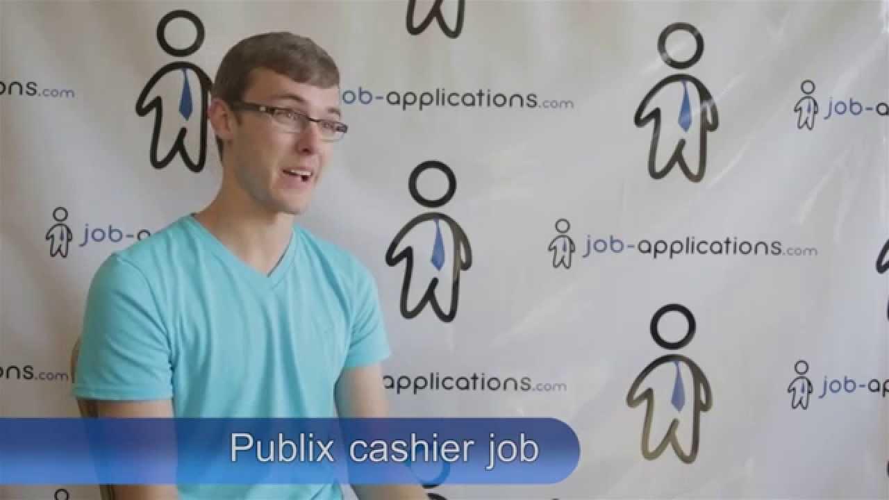 publix interview cashier