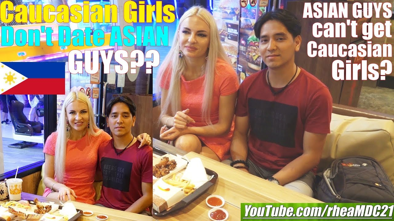 Asian Guys Cant Get White Girls Blonde Girls Dont Like Asian Guys Only White Guys Are Handsome - Youtube-4482